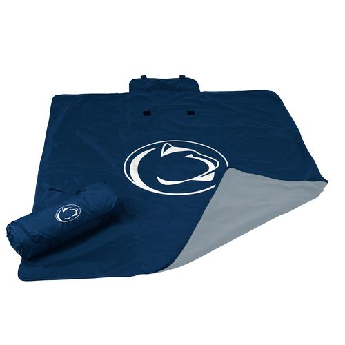 Logo Penn State All-Weather Blanket