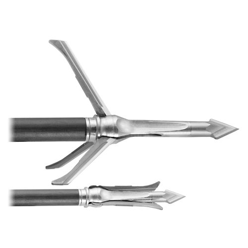 Display product reviews for Grim Reaper® RazorCut X-Bow Broadheads 3-Pack