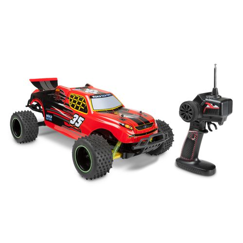 World Tech Toys Land King Off-Road RC Truggy