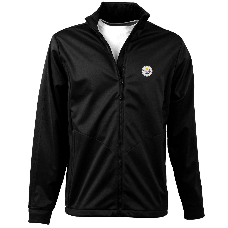 Antigua Men's Pittsburgh Steelers Golf Jacket