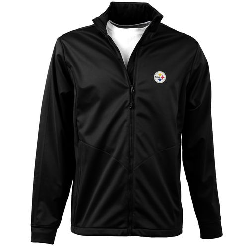 Antigua Men's Pittsburgh Steelers Golf Jacket