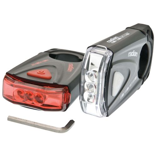 Bell Radian 350 Bicycle Light Set