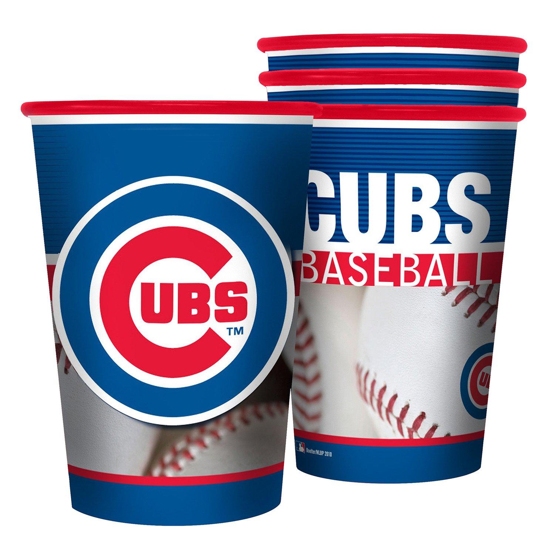 Boelter Brands Chicago Cubs 20 oz. Souvenir Cups