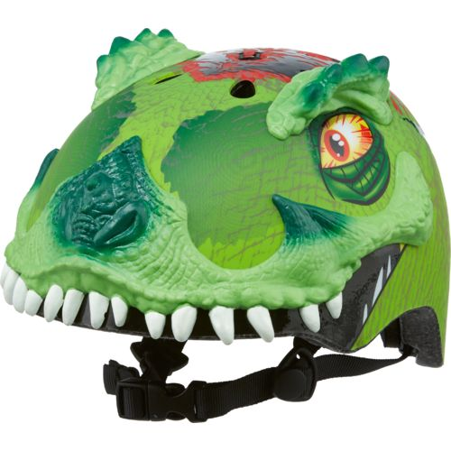 Display product reviews for Raskullz Kids' T-Rex Awesome Bike Helmet