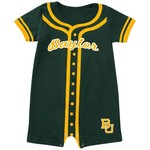 Colosseum Athletics Infants' Baylor University Baseball Romper