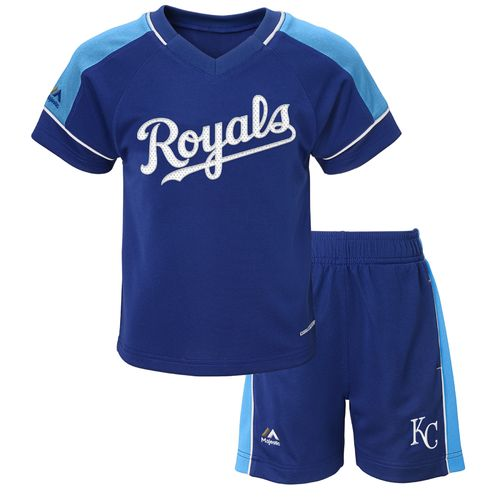 Majestic Toddlers' Kansas City Royals Baseball Classic Shirt