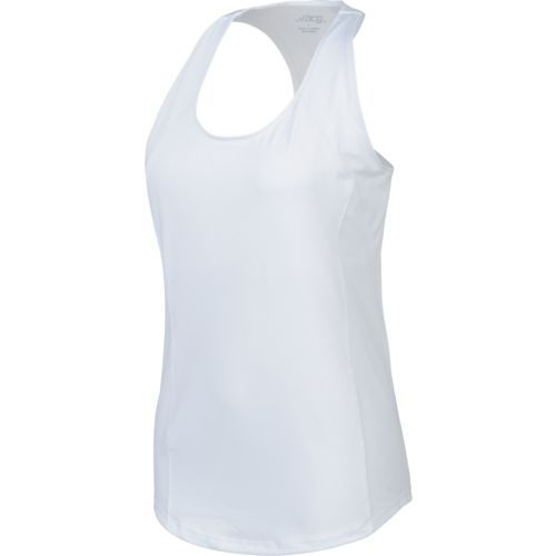 Display product reviews for BCG Women's Wicking Racerback Tank Top