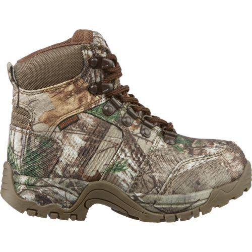 Game Winner® Kids' All Camo Hiker Hunting Boots
