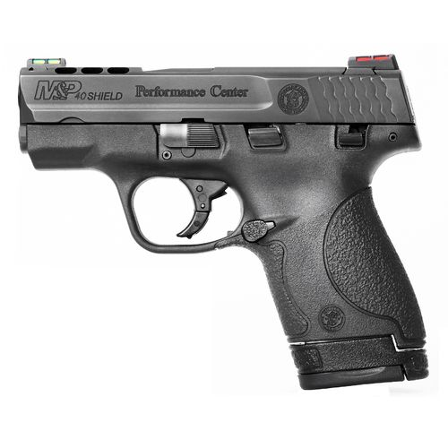 Smith & Wesson Performance Center Ported M&P40 SHIELD .40 Pistol