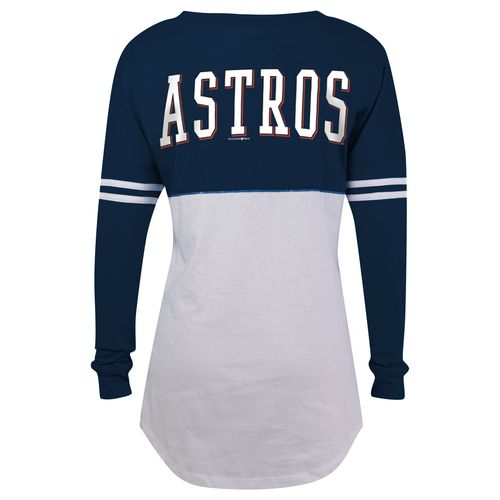 5th & Ocean Clothing Juniors' Houston Astros Spirit T-shirt