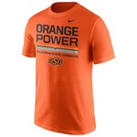 Nike Men's Oklahoma State University Local Verbiage Short Sleeve T-shirt