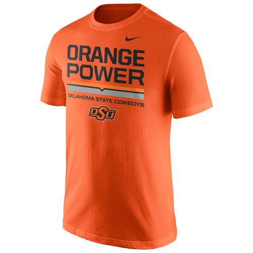Nike™ Men's Oklahoma State University Local Verbiage Short Sleeve T-shirt