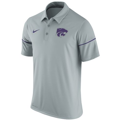 Nike™ Men's Kansas State University Team Issue Polo Shirt - view number 1