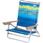 RIO Beach Deluxe 5-Position Designer Chair