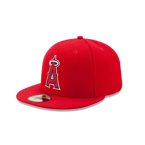 New Era Men's Los Angeles Angels of Anaheim 2016 59FIFTY Cap