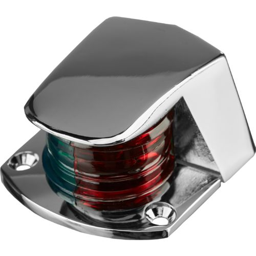 Display product reviews for Marine Raider Chrome Zamak Bicolor Incandescent Bow Light