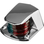 Marine Raider Chrome Zamak Bicolor LED Bow Light