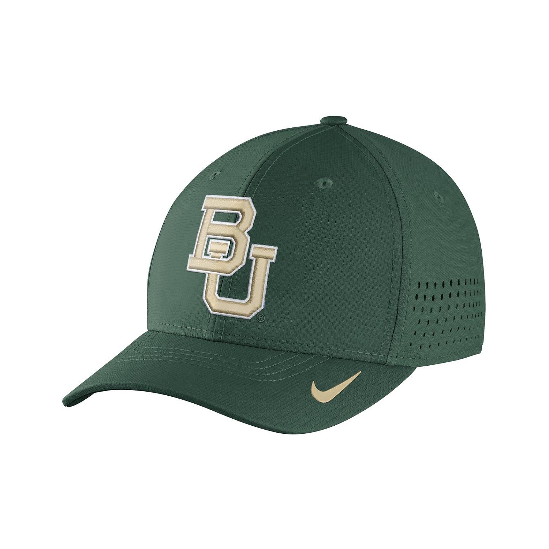 Nike Men's Baylor University Classic99 Swoosh Flex Cap