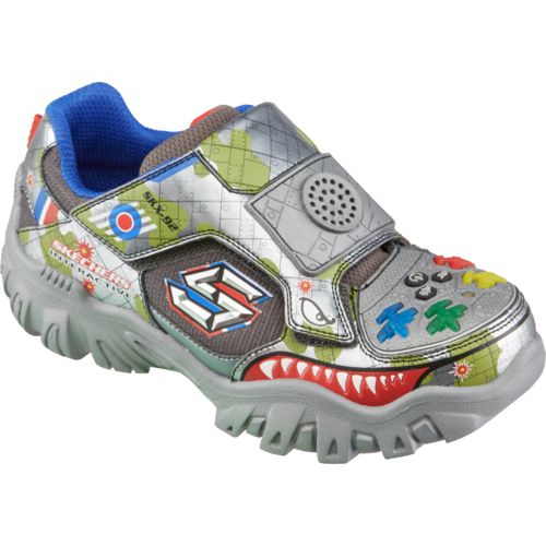 SKECHERS Boys' Damager II Game Kicks Fight Shoes - view number 2