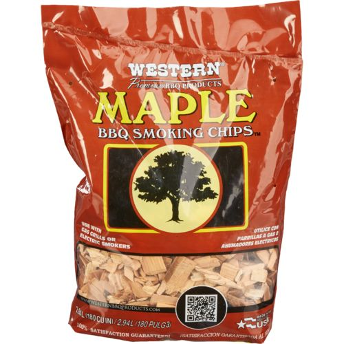 Western Maple Smoking Chips