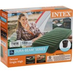 INTEX Dura-Beam Twin-Size Airbed with Battery-Operated Pump - view number 2