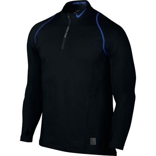 Display product reviews for Nike Men's Hyperwarm 1/4 Zip Long Sleeve Top