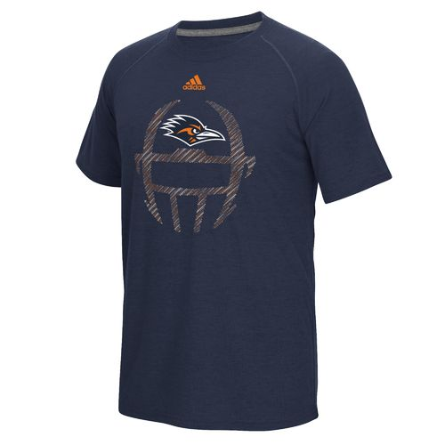 adidas™ Men's University of Texas at San Antonio Sideline Helmet Dot T-shirt