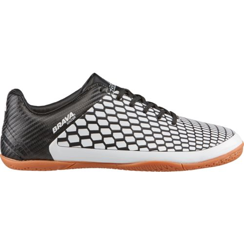 Display product reviews for Brava Soccer Boys' Shadow III Indoor Soccer Shoes