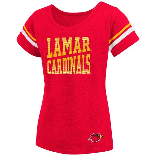 Colosseum Athletics™ Girls' Lamar University Fading Dot