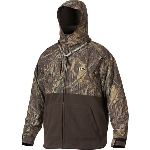 Drake Waterfowl Men's MST EQWader Deluxe Full Zip Jacket