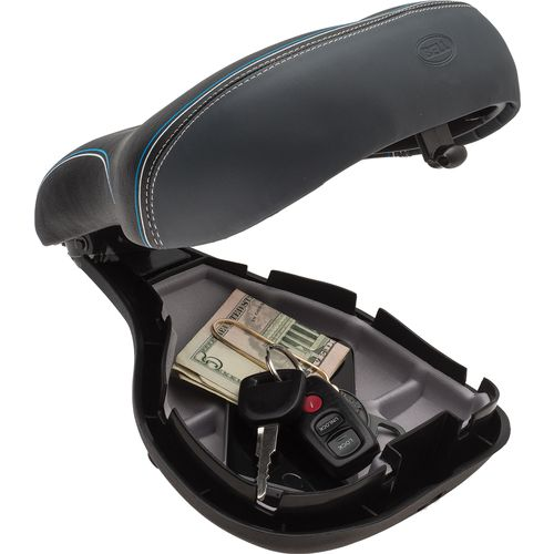 Bell Comfort Storage Bicycle Saddle
