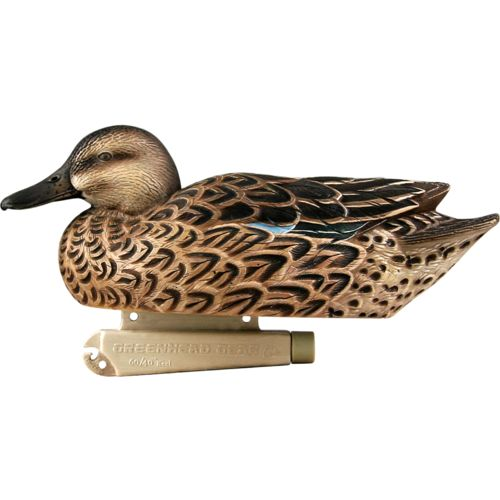 Greenhead Gear® Pro-Grade 3-D Pre-Rigged Blue-Winged Teal Decoys 6-Pack - view number 3