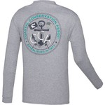 CCA™ Men's Anchor Long Sleeve T-shirt