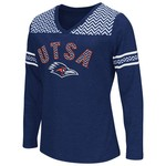 Colosseum Athletics™ Girls' University of Texas at San Antonio Cupie Long Sleeve T-shirt
