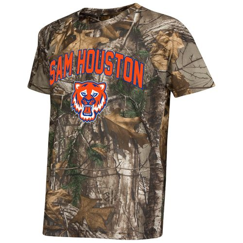Colosseum Athletics™ Boys' Sam Houston State University Buckshot T-shirt