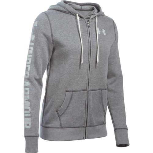 Under Armour® Women's Favorite Fleece Full Zip Hoodie