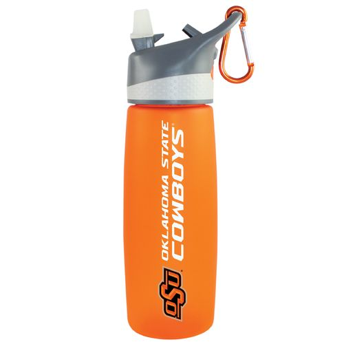 The Fanatic Group Oklahoma State University 24 oz. Frosted Sport Water Bottle