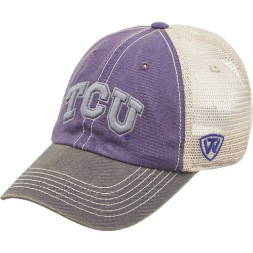 Top of the World Men's Texas Christian University Off-Road Adjustable Cap