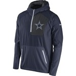 Nike Men's Dallas Cowboys Vapor Fly Rush Hoodie