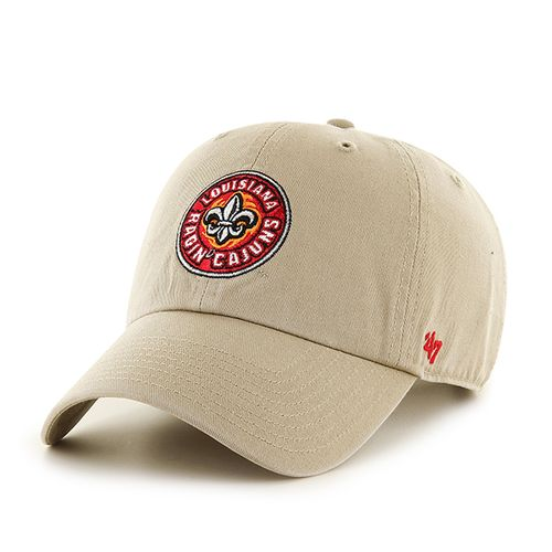 '47 Men's University of Louisiana at Lafayette Clean Up Cap - view number 1