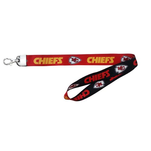 NFL Kansas City Chiefs 2-Tone Lanyard