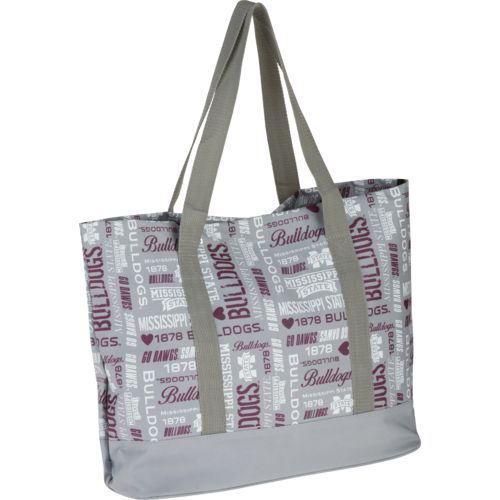 Forever Collectibles™ Women's Mississippi State University Tote Bag