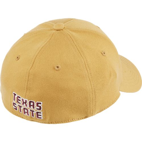 Top of the World Adults' Texas State University Premium Collection Memory Fit™ Cap - view number 2