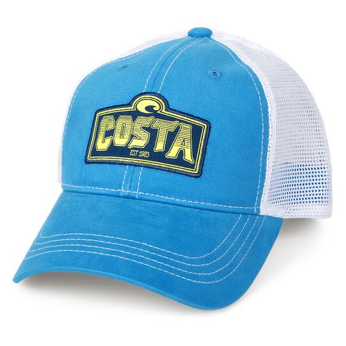 Display product reviews for Costa Del Mar Adults' Costa Cape Mesh Trucker Hat
