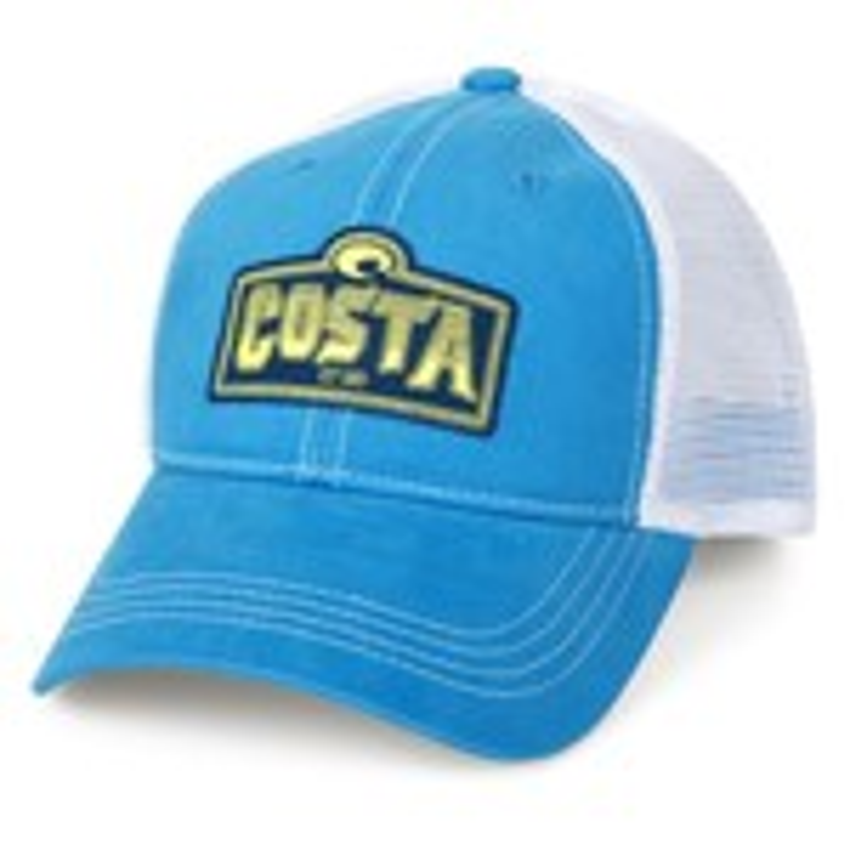 Costa Del Mar Adults' Costa Cape Mesh Trucker Hat