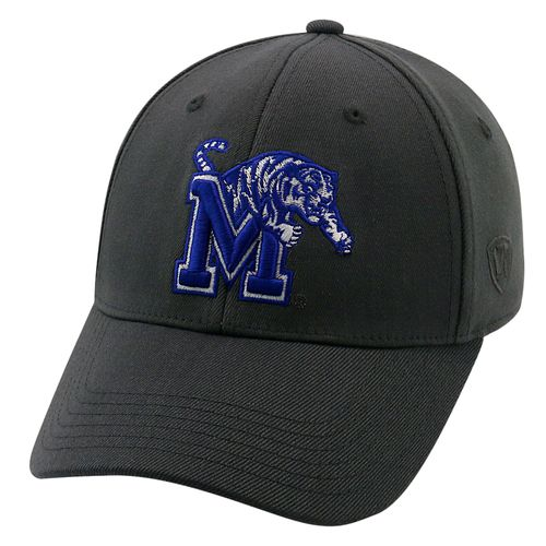 Top of the World Men's University of Memphis Premium Memory Fit™ Cap - view number 1