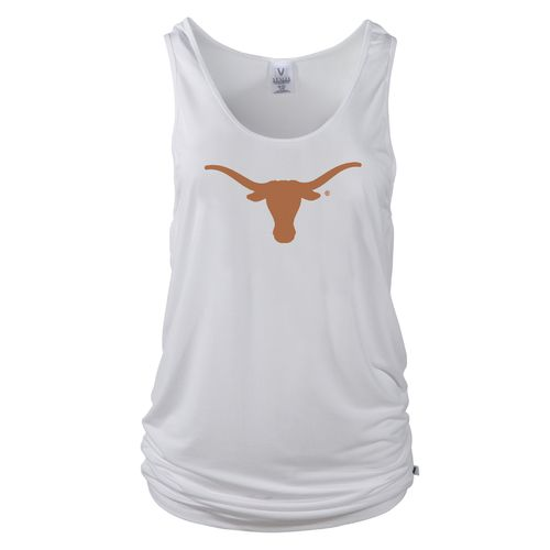 Venley Women's University of Texas Courtney Loose Fitting Tank Top