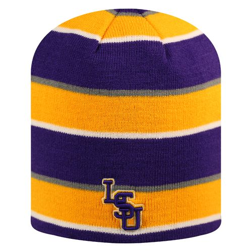 Top of the World Men's Louisiana State University Disguise Reversible Knit Cap