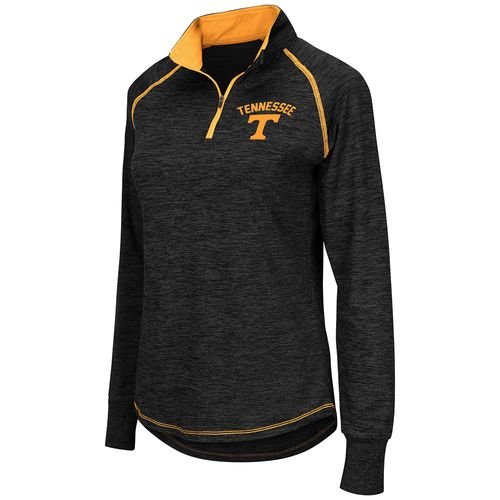 Colosseum Athletics™ Women's University of Tennessee Bikram 1/4 Zip Pullover