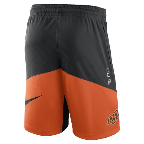 Nike™ Men's Oklahoma State University Classics Basketball Short - view number 3